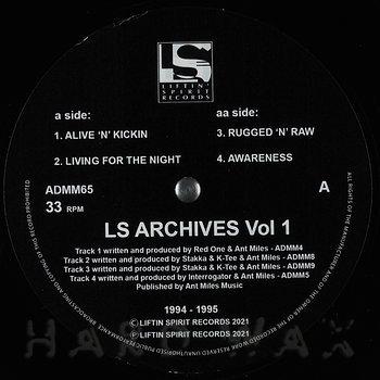 Cover art - Various Artists: LS Archives Vol. 1