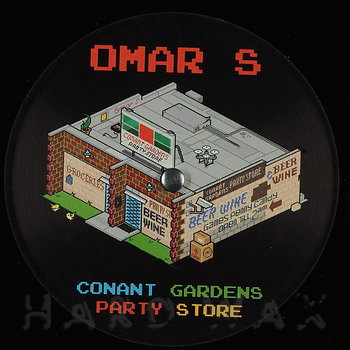 Cover art - Omar S: Conant Gardens Party Store