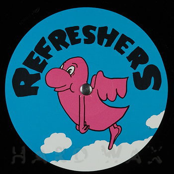 Cover art - Refreshers: Way U Smile