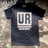 Cover art - T-Shirt, Size L: UR Black