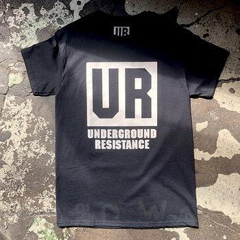 Cover art - T-Shirt, Size XXL: UR Black