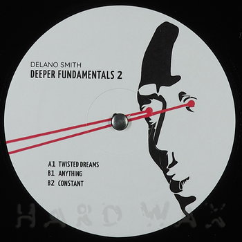 Cover art - Delano Smith: Deeper Fundamentals 2