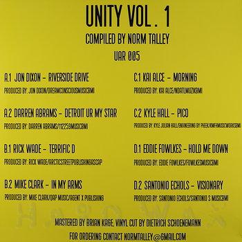 Cover art - Various Artists: Unity Vol.1